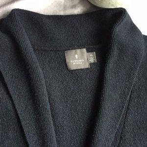 Urban Outfitters Sweaters - Urban Outfitters Dark Blue Sweater